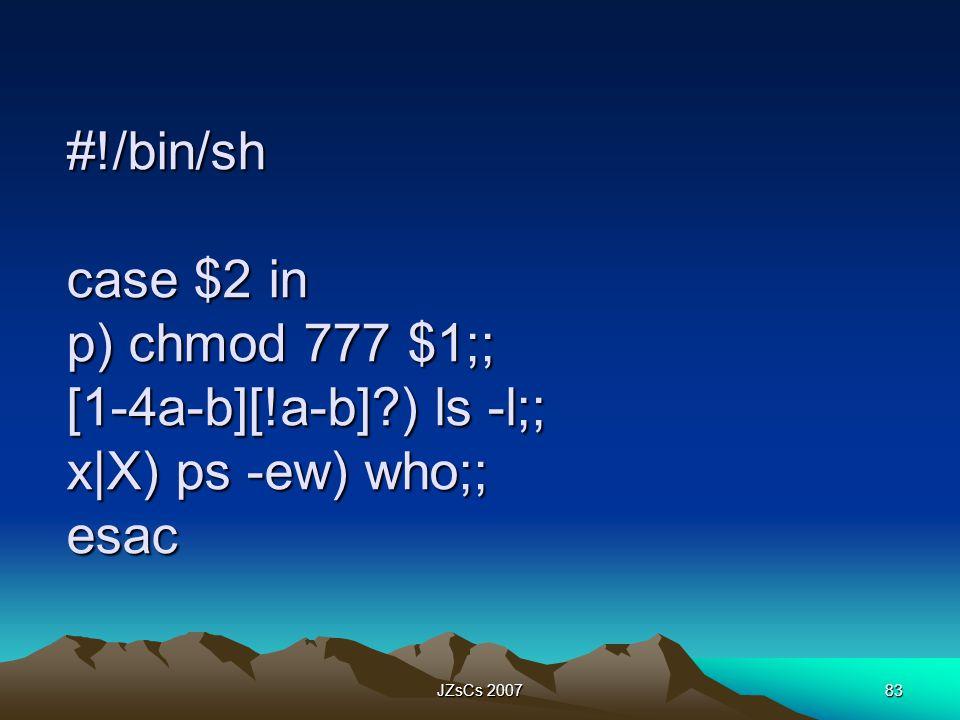 #. /bin/sh case $2 in p) chmod 777 $1;; [1-4a-b][. a-b]